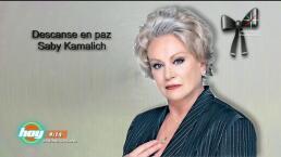 Descanse en paz Saby Kamalich