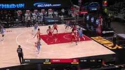 Nets recurren a la prórroga para ganar