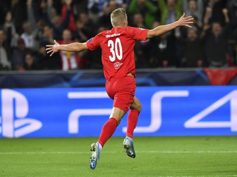 Austria Soccer Champions League