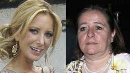 Geraldine Bazán niega rotundamente que exista un distanciamiento con su madre
