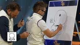"""""""Parece Calamardo"""": La Familia Disfuncional intenta dibujar un pulpo y este fue el resultado"""