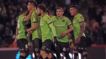 Flavio Santos (27'), Darío Lezcano (53') y Diego Rolán (66') fueron los anotadores de Juárez en la victoria de 3-0 que los deja con cuatro puntos en el arranque del Clausura 2020.