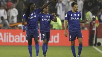 En duelo del Mundial de Clubes, los campeones de Asia vencieron por la mínima a su similar de África. Su siguiente rival será el campeón de Sudamérica, Flamengo. Gomis (73') marcó el tanto que definió el encuentro.