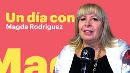 Ante su partida, recordamos cuando pasamos un día entero con Magda Rodríguez y fuimos testigo de su gran talento