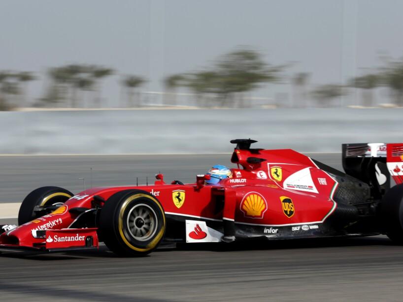 Mideast Bahrain Formula One