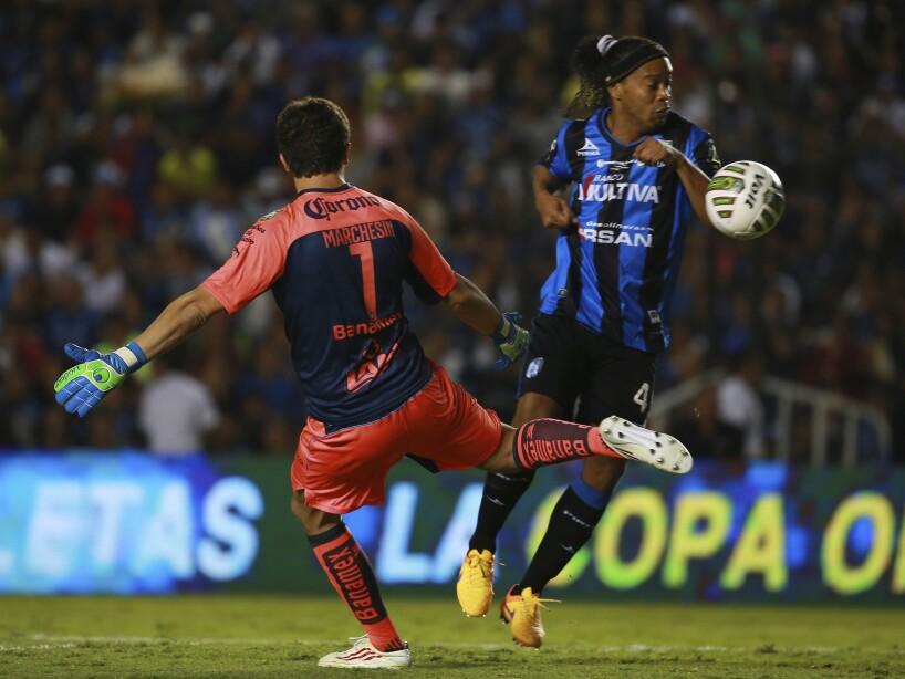 Queretaro v Santos Laguna - Playoffs Clausura 2015 Liga MX