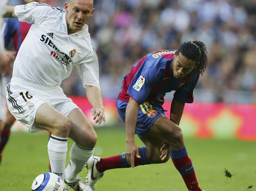 La Liga: Real Madrid v Barcelona