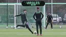 ¡Zlatan Ibrahimovic no para ni con coronavirus!