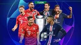 PSG y Bayern Múnich, por primera vez en Final de Champions League