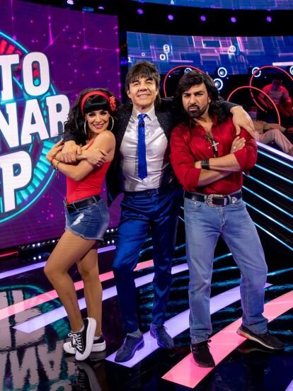 En la cuarta emisión de Minuto para Ganar VIP 'El Vítor' vivió uno de los capítulos más divertidos al tener como invitado a Albertano y Rosa Aurora.