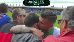 Hijo de José Antonio 'Perla' Reyes conmemora aniversario luctuoso de su padre