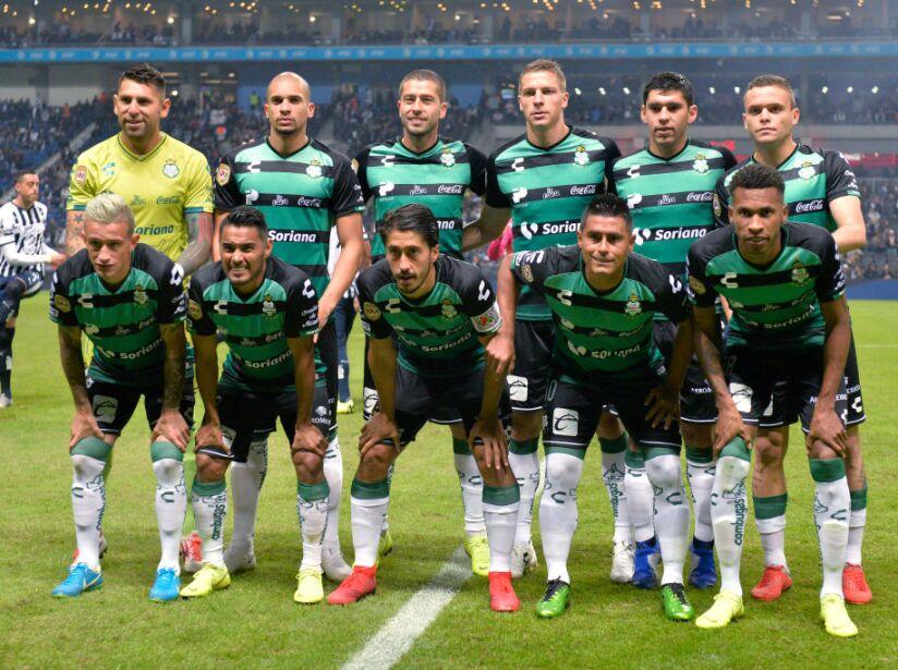 Monterrey v Santos Laguna - Torneo Apertura 2018 Liga MX