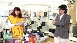 Debrayando con el Indio Brayan en el supermercado