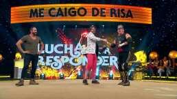 Duelo de titanes en 'Lucha por Responder': Memo Corral vs Rey Bucanero