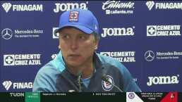 Lesión de Caraglio afecta el arranque de Cruz Azul en el Clausura
