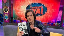 """Danilo Carrera y su nuevo libro que no puedes dejar de leer: """"Quiero enamorarlas a través de lo que escribo"""""""