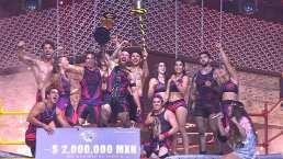 Guerreros 2021 Capítulo 49: Las Cobras son campeonas de la segunda temporada gracias a Yann