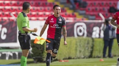 El Atlas de Cocca venció a Querétaro en J6 del Guard1anes 2020 | Los rojinegros, con la mínima diferencia, sacaron tres puntos como locales ante Gallos en el debut del timonel argentino.
