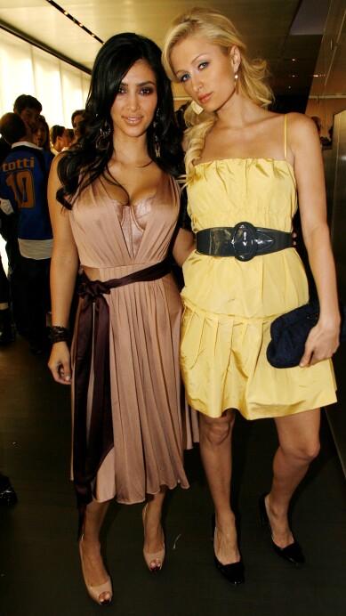 Kim admite que le debe a Paris Hilton su carrera; así ha sido su amistad a través de los años