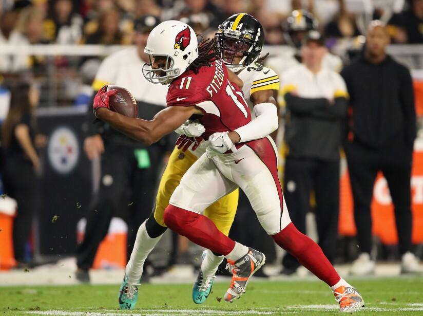 Pittsburgh Steelers vArizona Cardinals
