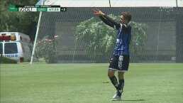 Golazo de Querétaro y se va 0-1 al medio tiempo ante Pumas