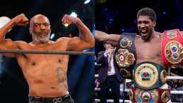 ¡Puesto para el combate! Tyson quiere pelear contra Anthony Joshua