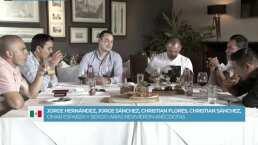 ¡Reunión de héroes! Se juntaron los Sub-17 campeones mundiales en 2005