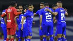Cruz Azul presenta cuatro positivos por COVID-19 previo al duelo con Santos