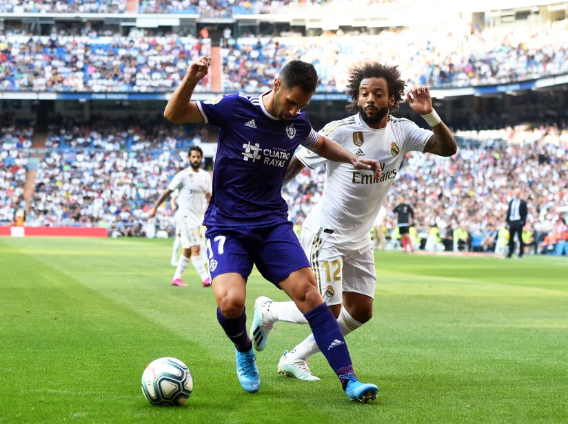 Real Madrid 1-1 Valladolid