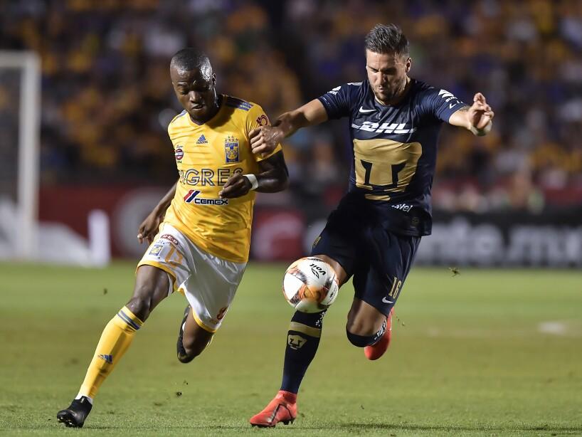 Tigres UANL v Pumas UNAM - Torneo Clausura 2019 Liga MX