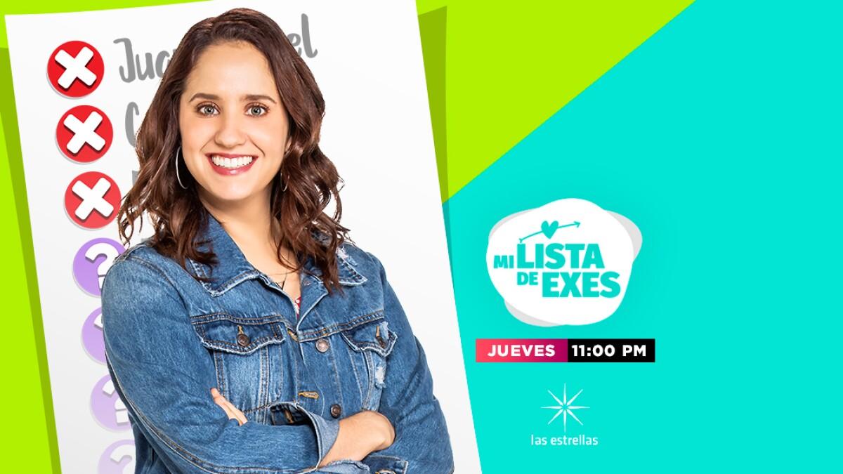 Mi lista de Exes | Programas | Las Estrellas TV