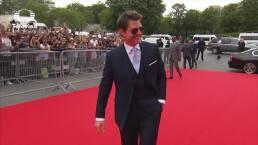 Tom Cruise toma París para presentar 'Misión Imposible: Repercusión'