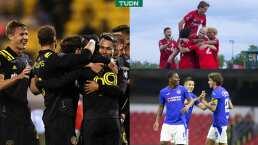 Cinco de la MLS y tres de la Liga BBVA MX en Cuartos de Concacaf
