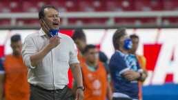 Reynoso señala que un mejor Chivas les habría ganado