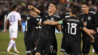 La Selección Mexicana está en camino al mejor invicto en un año calendario.
