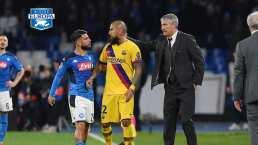 Bajas y dudas del Barcelona para el juego a 'muerte' ante el Napoli
