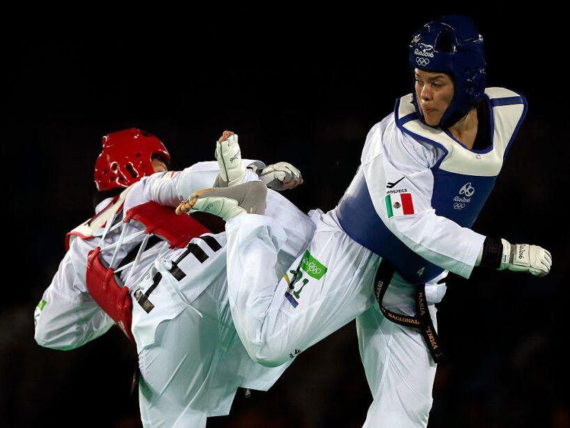 Taekwondo - Olympics: Day 15