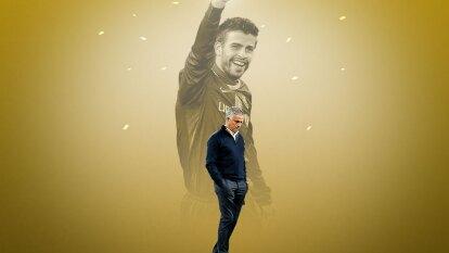 The 'Special one' llegaba como campeón de Europa y líder en La Liga, cuando se topó con el equipo de Messi y recibió la peor goleada en su carrera como entrenador.