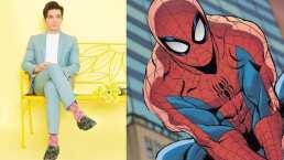 Drake Bell revela cuál fue la mejor parte de 'convertirse' en Spider-Man
