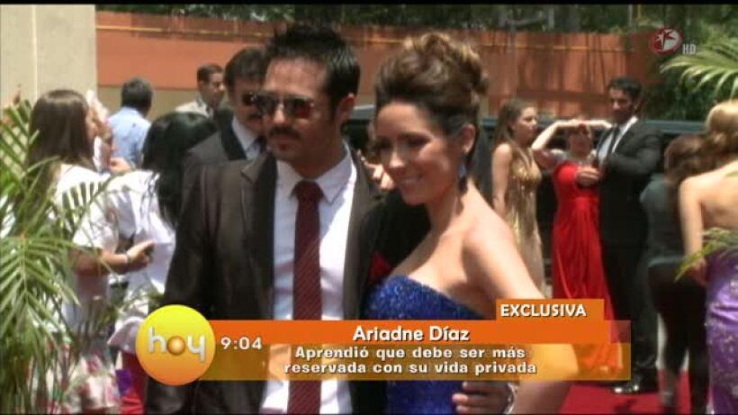 La separación de Ariadne Díaz y José Ron