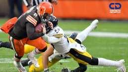 Browns vs. Steelers, rivalidad histórica en la ronda de comodines