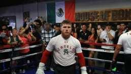 'Canelo' Álvarez se siente de los mejores boxeadores de la historia