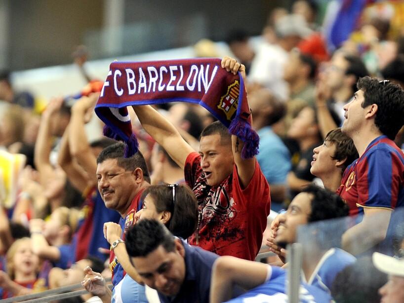 FC Barcelona Club America Soccer
