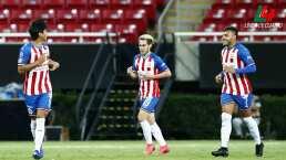 Llegar, mínimo, a Semifinales: la exigencia a Chivas de Alex de la Rosa
