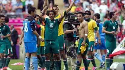 La Selección Mexicana de futbol hizo historia hace siete años, al obtener la primera medalla de oro en unos Juegos Olímpicos.