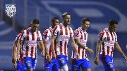 ¡Dura estadística! Chivas sólo tiene 4 victorias en 20 partidos de J1