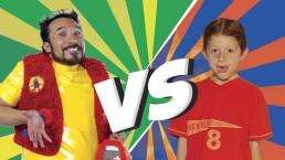 ¿Recuerdas cuando Benito de 'Vecinos' se enfrentó a Junior P. Luche en un reality? Revívelo AQUÍ