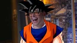Yurem transformó a Goku en él en este reto de dibujo