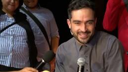 Alfonso Herrera responde si ignoró a ex compañero de 'RBD' durante una premiación