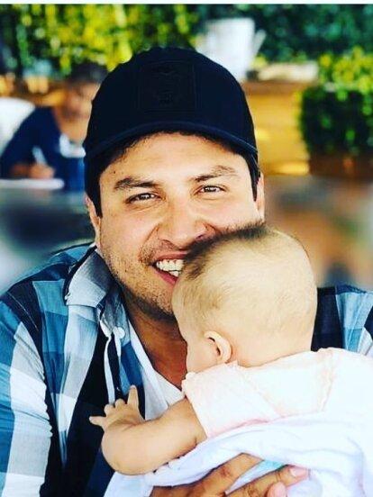 A través de su cuenta de Instagram, Julión Álvarez agradeció las muestras de cariño en el bautizo de su pequeña hija María Isabel